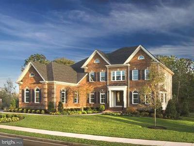 Chantilly Single Family Home For Sale: Marbury Estate Drive