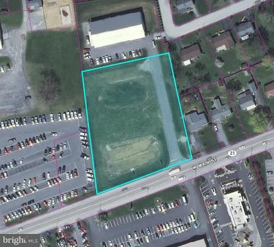 New Holland Residential Lots & Land For Sale: 855 W Main St Street