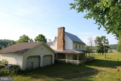 Hedgesville Single Family Home For Sale: 308 Weigle Drive