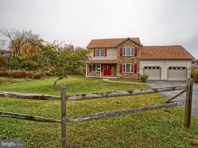 Shermans Single Family Home For Sale: 4384 Valley Road