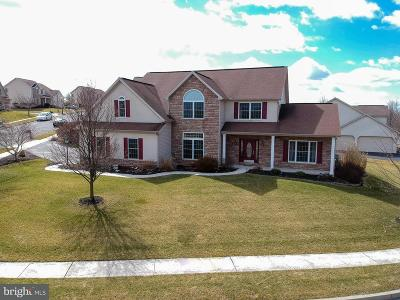 Mechanicsburg Single Family Home For Sale: 817 Tavistock Road