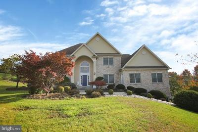 Mechanicsburg Single Family Home For Sale: 14 Gunpowder Road