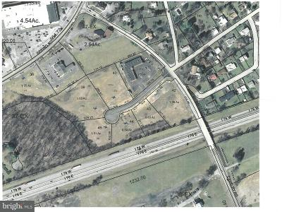 Carlisle Residential Lots & Land For Sale: Lot #1 Spring Rd Road