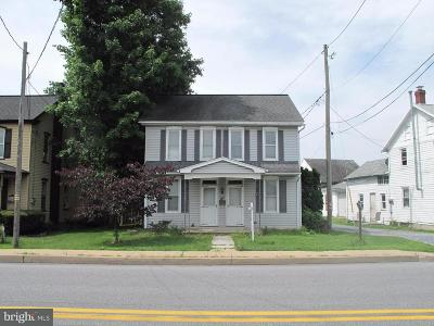 Lititz Single Family Home For Sale: 2168 Main Street