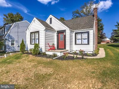 Lancaster Single Family Home For Sale: 419 Lampeter Road