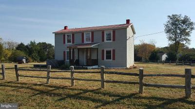 Louisa County Single Family Home For Sale: 2562 Zachary Taylor Highway