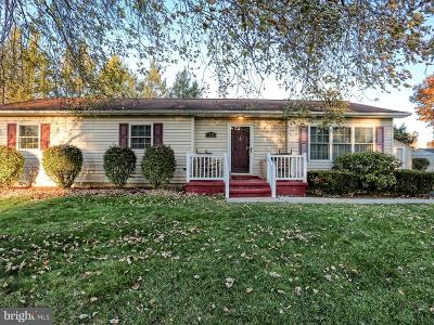 Palmyra Single Family Home For Sale: 1212 S Forge Road