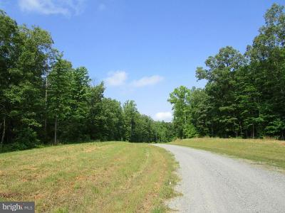 Louisa County Residential Lots & Land Active Under Contract: 2 Dove Hollow