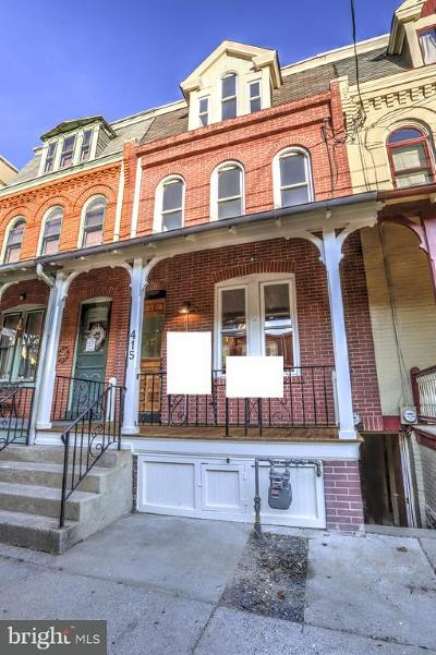 Single Family Home For Sale: 415 N Pine Street