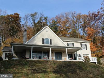Columbia Single Family Home For Sale: 484 Kinderhook Road
