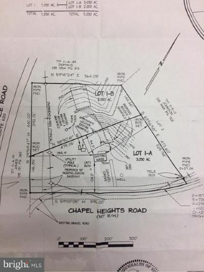 Fredericksburg Residential Lots & Land Under Contract