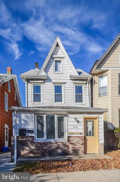 Harrisburg Multi Family Home For Sale: 1934 State Street