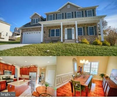 Dillsburg Single Family Home For Sale: 4 Grandview Drive