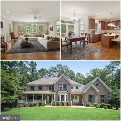 Spotsylvania County Single Family Home For Sale: 12001 Honor Bridge Farm Drive