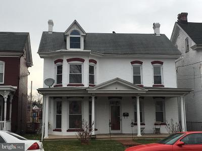 Hagerstown Single Family Home For Sale: 520 Salem Avenue