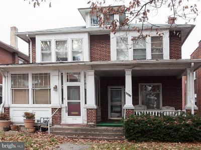 Harrisburg Single Family Home For Sale: 2414 Derry Street