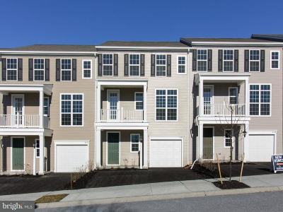 Hummelstown Townhouse For Sale: 2125 Red Fox Drive