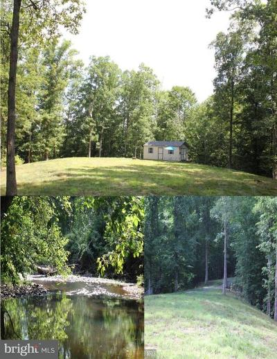 Fredericksburg City, Stafford County Residential Lots & Land For Sale: Cranes Corner Road
