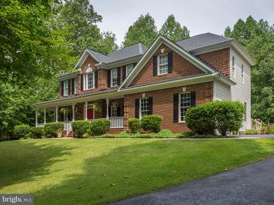 Stafford Single Family Home For Sale: 118 Affirmed Drive