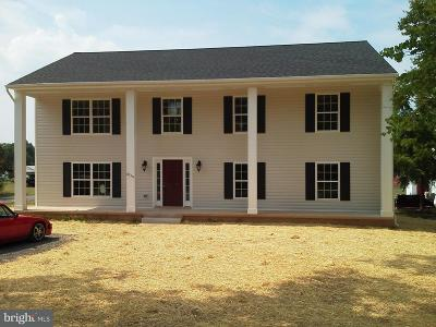 Fredericksburg City, Stafford County Single Family Home For Sale: 38 Grinnan Lane