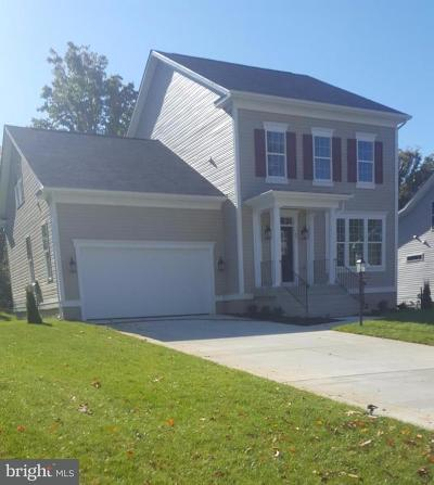 Fredericksburg City, Stafford County Single Family Home For Sale: 24 Sutter Drive