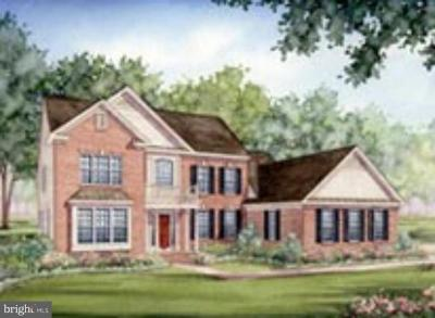 Brookeville Single Family Home For Sale: 110 Rivercrest Court