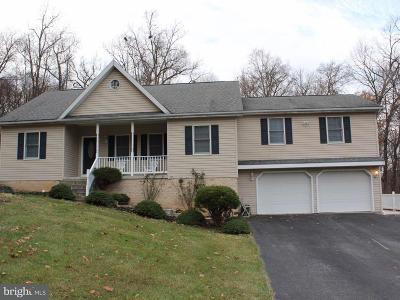 Fairfield Single Family Home For Sale: 100 Toms Creek Trail