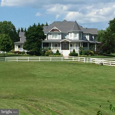 Howard County Farm For Sale: 11215 Old Hopkins Road