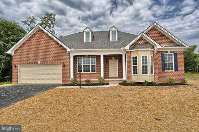 New Cumberland Single Family Home For Sale: Lot 24 Sandpiper Lane