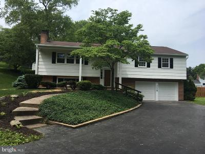 Ellicott City Single Family Home For Sale: 3238 Brookmede Road