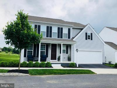 Camp Hill, Mechanicsburg Single Family Home For Sale: 3254 Mission Hill Road