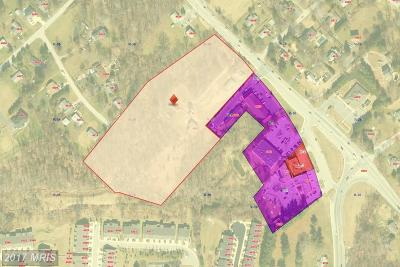 Howard County Residential Lots & Land For Sale: 4852 Montgomery Road