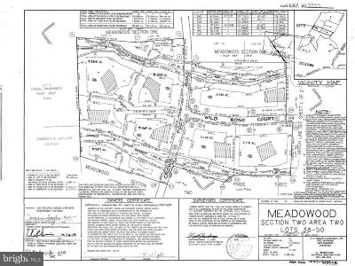Residential Lots & Land For Sale: Crows Foot Road NW
