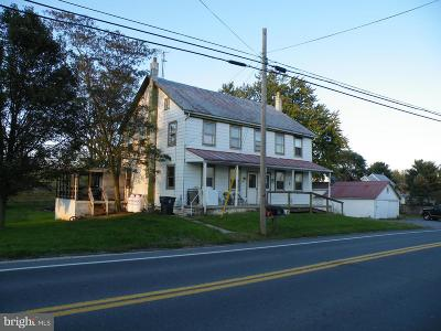 Cumberland County Multi Family Home For Sale: 2153 - 2155 Newville Road