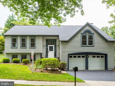 Columbia Single Family Home Active Under Contract: 8725 Carriage Hills Drive