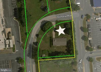 Harrisburg Residential Lots & Land For Sale: 4013 Victoria Avenue
