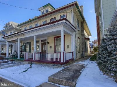 Palmyra Multi Family Home For Sale: 204 E Cherry Street
