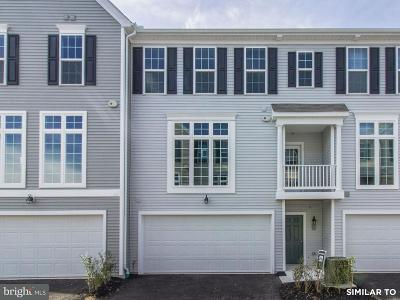 Camp Hill, Mechanicsburg Townhouse For Sale: 3038 Meridian Commons #F