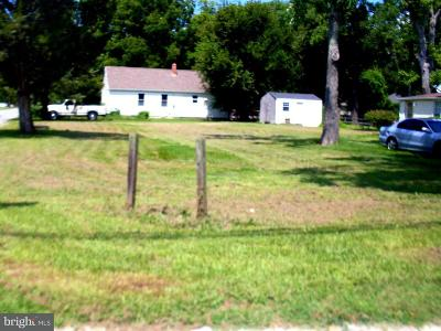 DORCHESTER COUNTY, Dorchester County Residential Lots & Land For Sale: 1221 Race Street