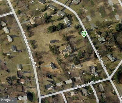 Frederick Residential Lots & Land For Sale: 7924 Old Seventh Street