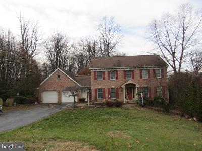 Gap Single Family Home For Sale: 860 Northview Drive