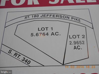 Residential Lots & Land For Sale: 2507 Jefferson Pike