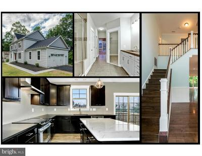 New Market Single Family Home For Sale: 9612 Woodland Road