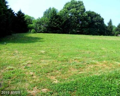 Frederick Residential Lots & Land For Sale: 7923 Yellow Springs Road