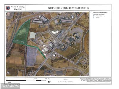 Frederick MD Residential Lots & Land For Sale: $700,000