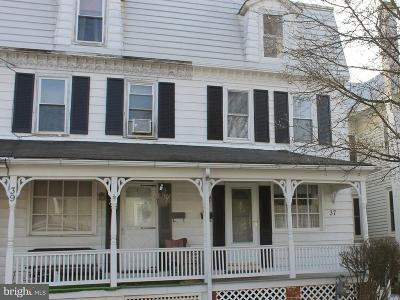 Spring Grove Single Family Home For Sale: 37 N Water Street