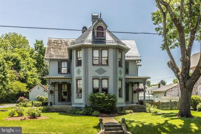 Walkersville Single Family Home For Sale: 20 Pennsylvania Avenue W