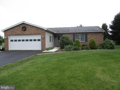 Camp Hill, Mechanicsburg Single Family Home For Sale: 288 Stumpstown Road