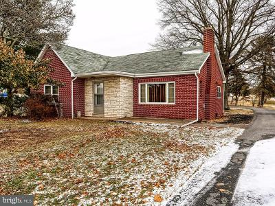 Halifax Single Family Home For Sale: 3189 Peters Mountain Road