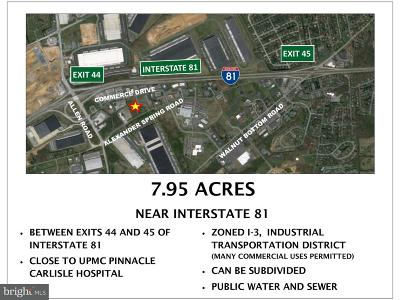 Residential Lots & Land For Sale: 00 Alexander Spring And Commerce #LOT 1